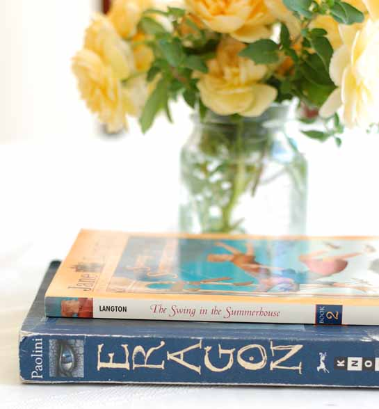 Birthday gifts books