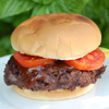 Black Bean Burgers menu
