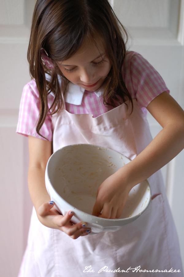Cake Batter The Prudent Homemaker