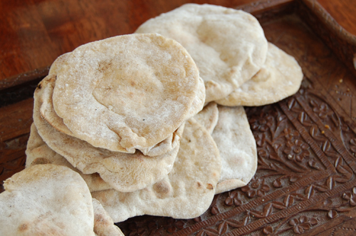 Chapatis 500