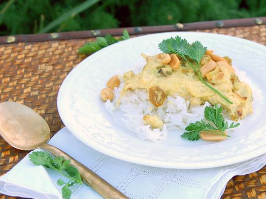 Chicken Curry 540