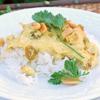 Chicken Curry menu