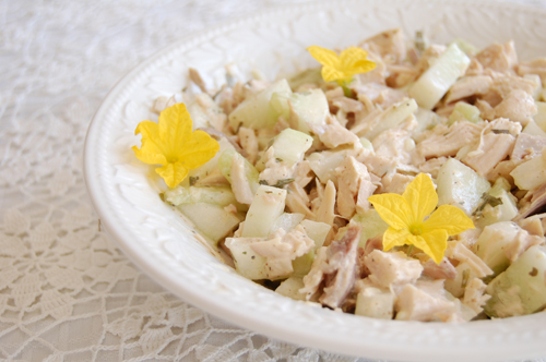Chicken Tarragon Salad 500