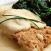 Chicken a la Crescent menu