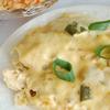 Creamy Chicken Enchiladas menu