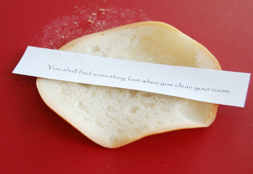 Fortune Cookies fortune