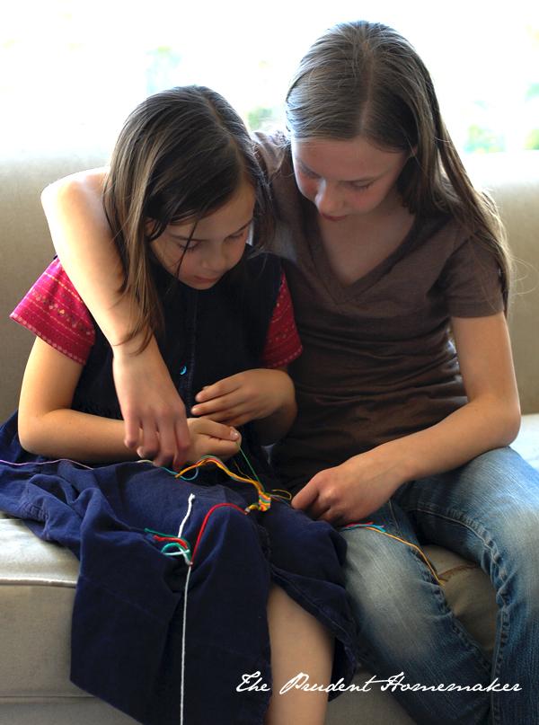 Friendship bracelets The Prudent Homemaker