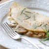Herbed Crepes menu
