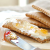Hot Pepper Jelly and crackers menu