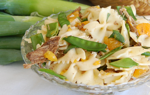 Museum Pasta Salad
