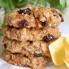 Oatmeal Cookies menu