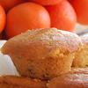 Orange Cranberry muffins menu