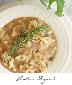 Pasta e Fagioli Button