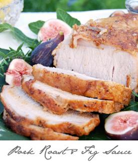 Rosemary Pork Roast Button