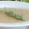 Rosemary soup menu