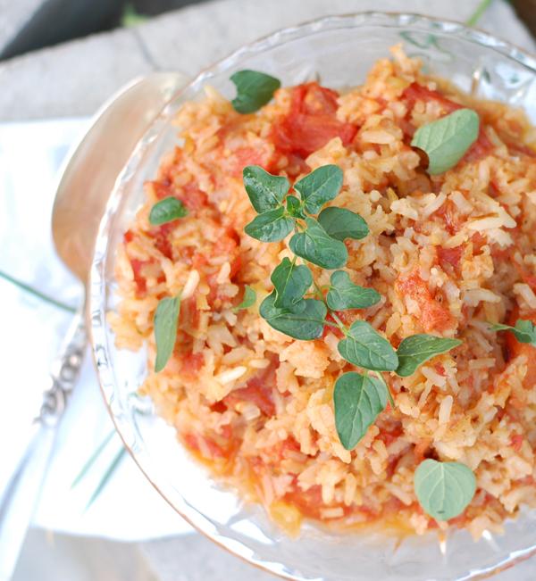 Spanish Rice 600