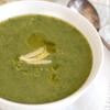 Swiss Chard Soup menu