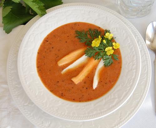 Tomato Basil Soup 500
