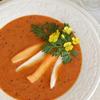 Tomato basil Soup menu