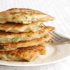 Zucchini Potato Panckes menu
