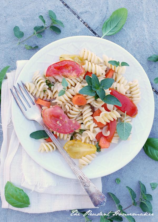 New Recipe Up: Pasta Salad