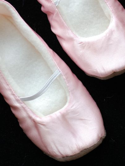 A Gift a Day: Day Eight–Ballet Slippers