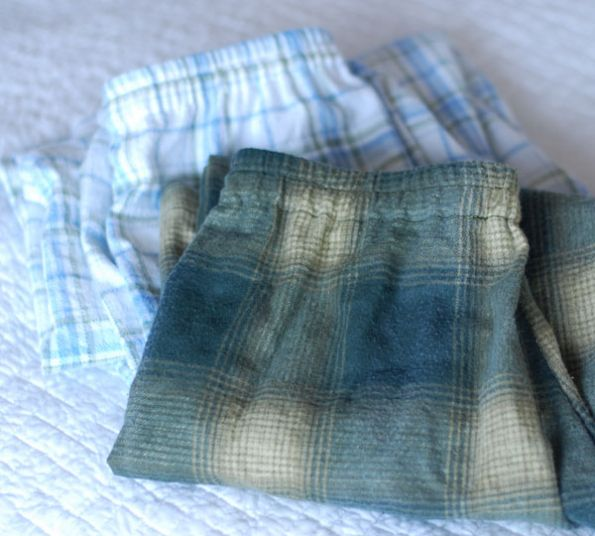 A Gift a Day: Day Six– Flannel Pajama Pants