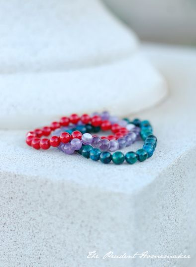 A Gift a Day 2013: Day Three: Bead Bracelets