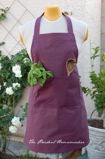 A Gift a Day 2013: Day Two: Apron