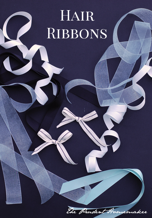 A Gift a Day 2014: Day Five: Hair Ribbons