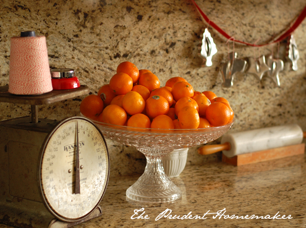 Clementines The Prudent Homemaker