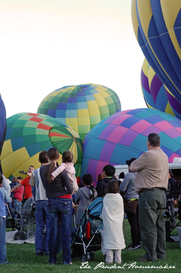 Hot Air Balloons 4 The Prudent Homemaker