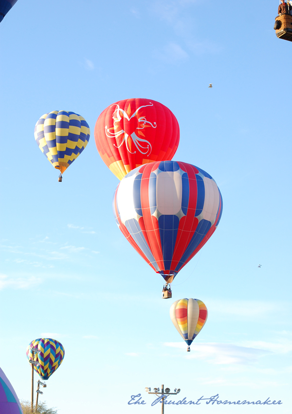 Hot Air Balloons 5 The Prudent Homemaker