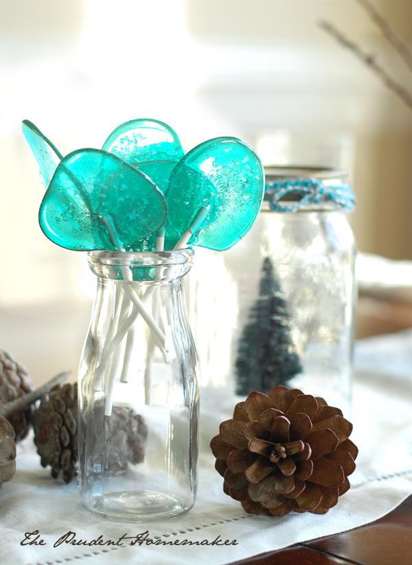 Lollipops The Prudent Homemaker