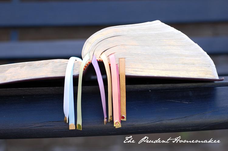 Winters Scriptures The Prudent Homemaker