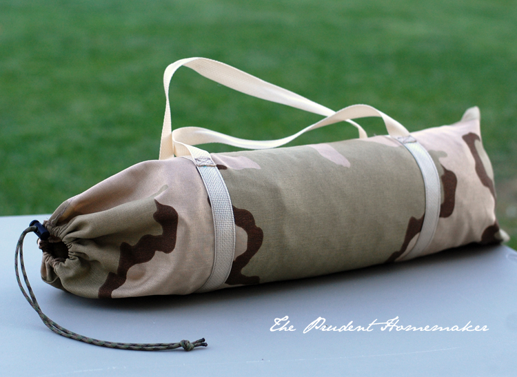 Tent Bag The Prudent Homemaker