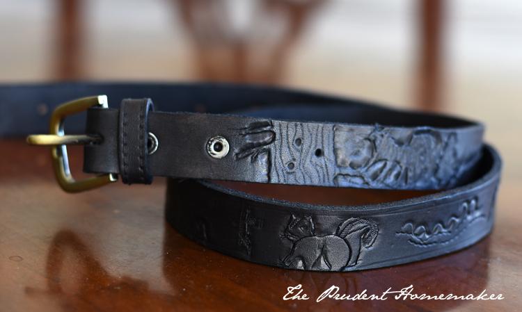 Cyrus belt