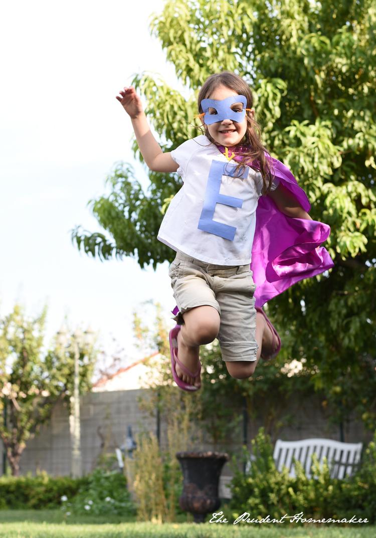 Elsa Flying The Prudent Homemaker