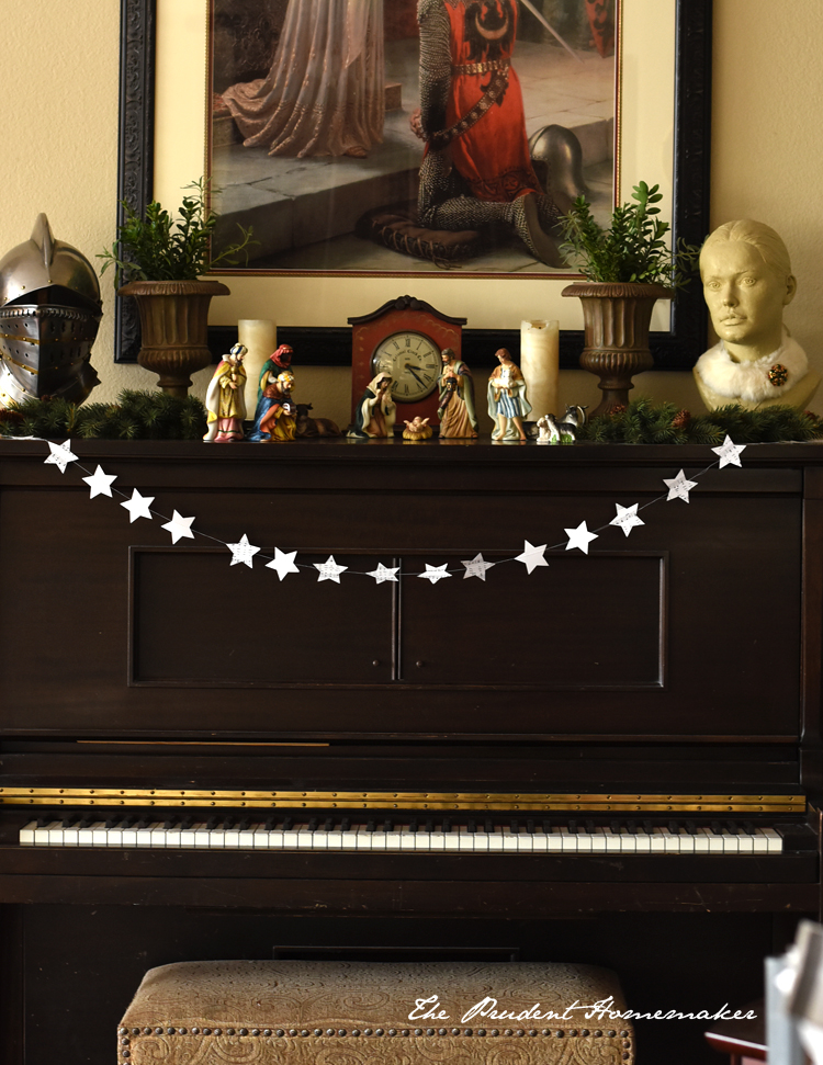 Christmas Piano The Prudent Homemaker