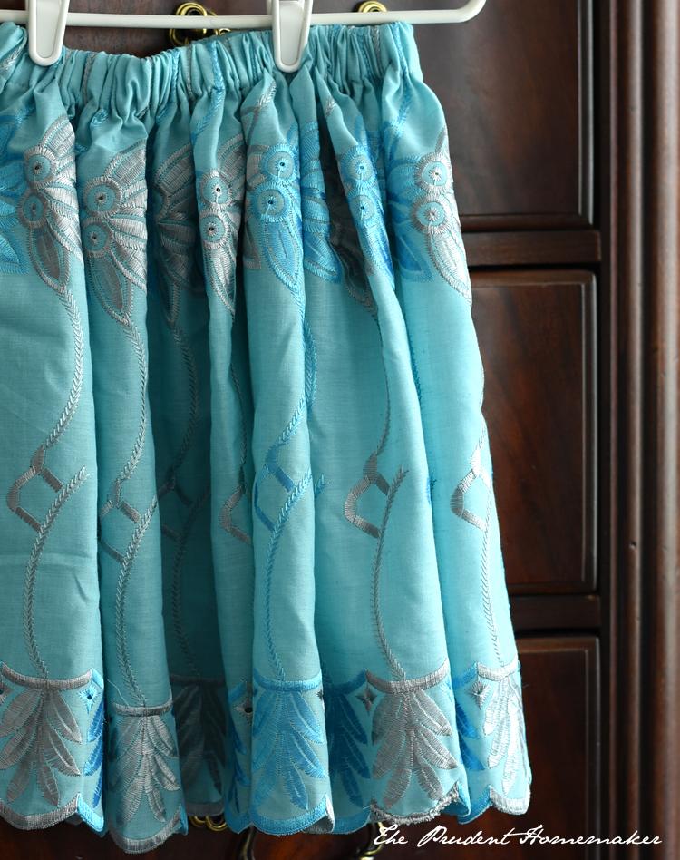 Wren Skirt The Prudent Homemaker