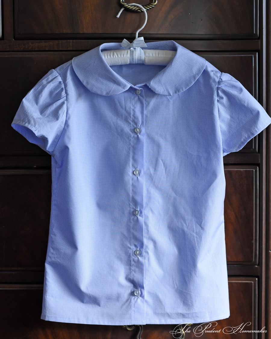 Check Blouse The Prudent Homemaker