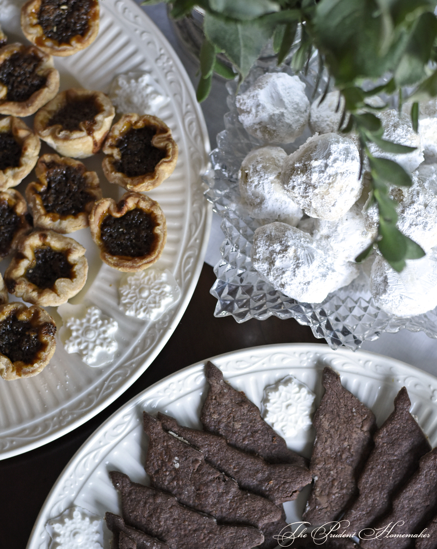 HP tarts and cookies The Prudent Homemaker