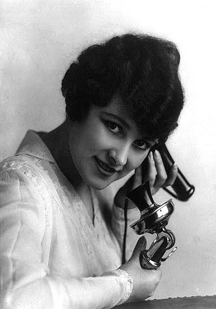telephonelady