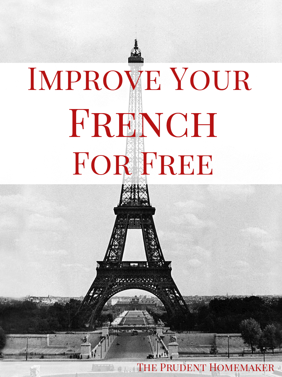 Improve Your French For Free