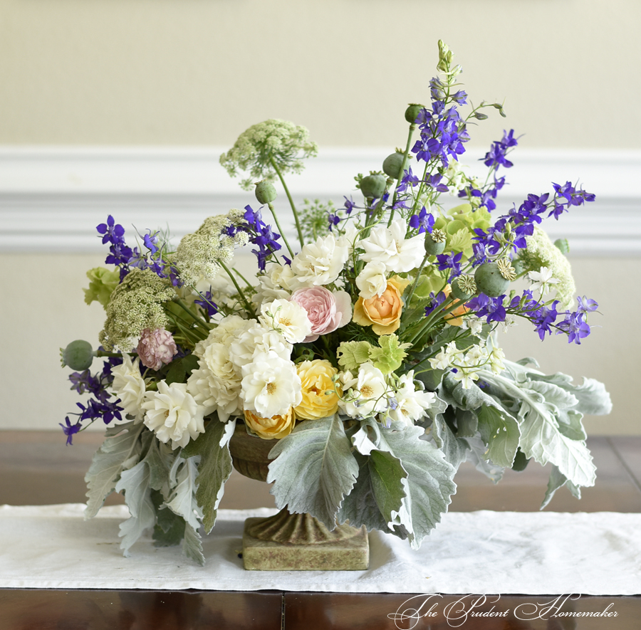June Arrangement 1 The Prudent Homemaker
