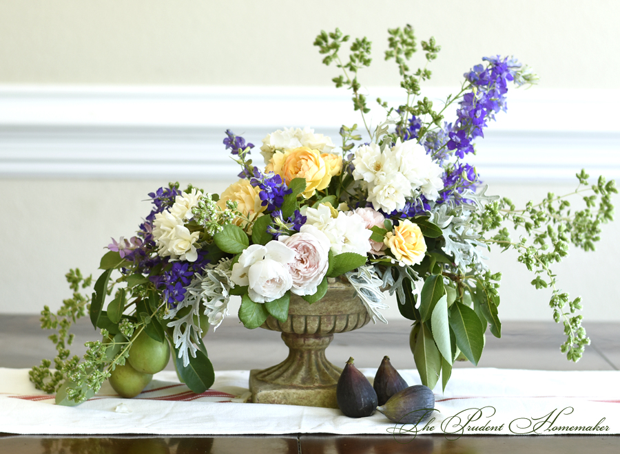 June Arrangement 2 The Prudent Homemaker