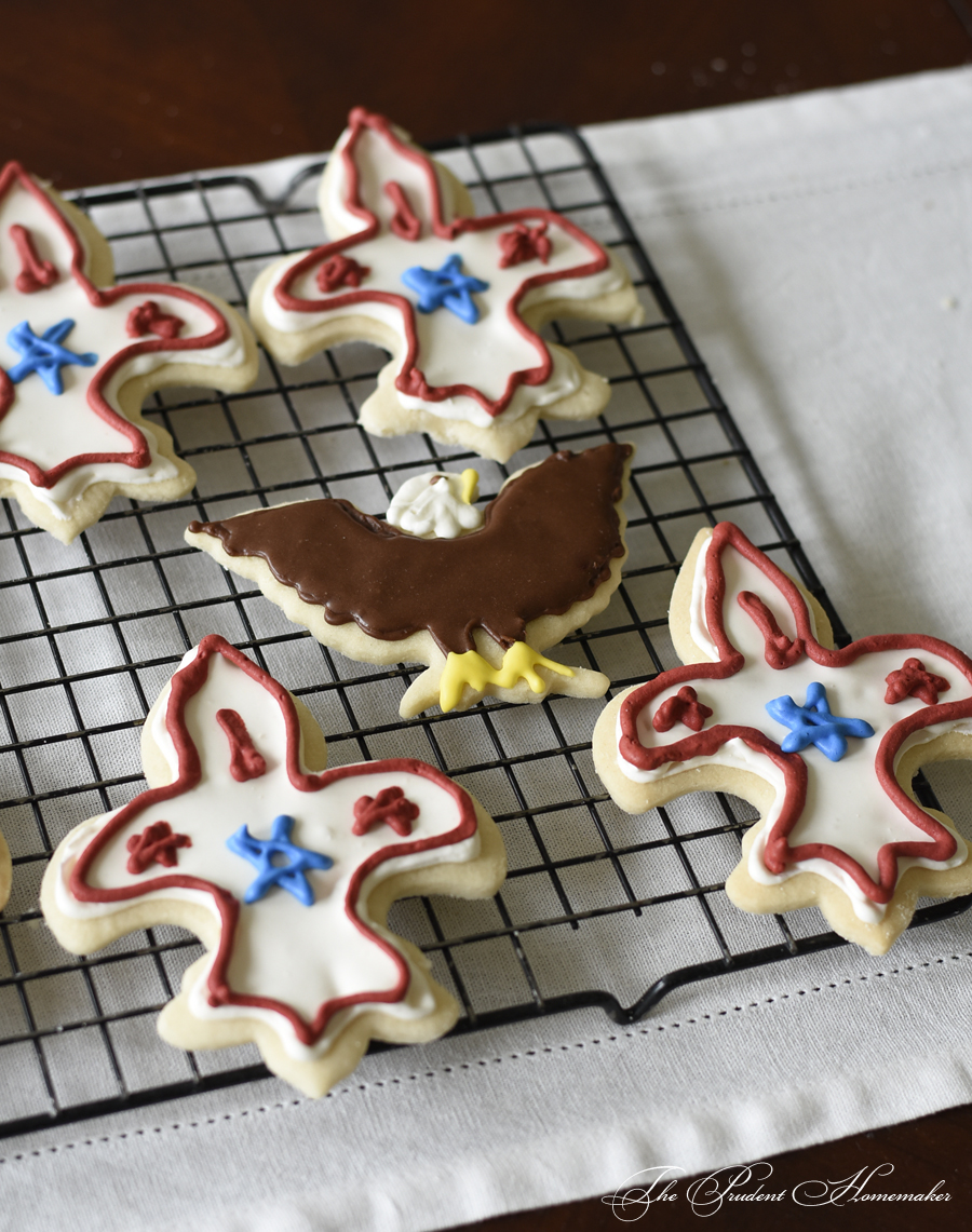 Eagle Scout Cookies The Prudent Homemaker