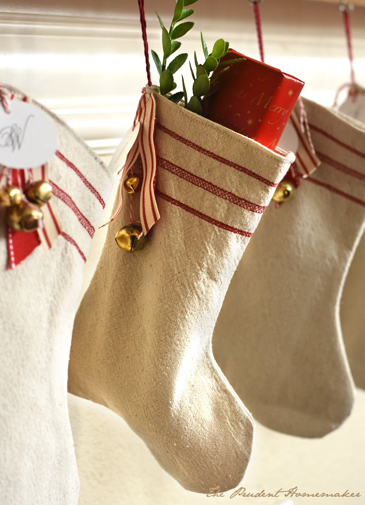 Chirstmas Stocking The Prudent Homemaker