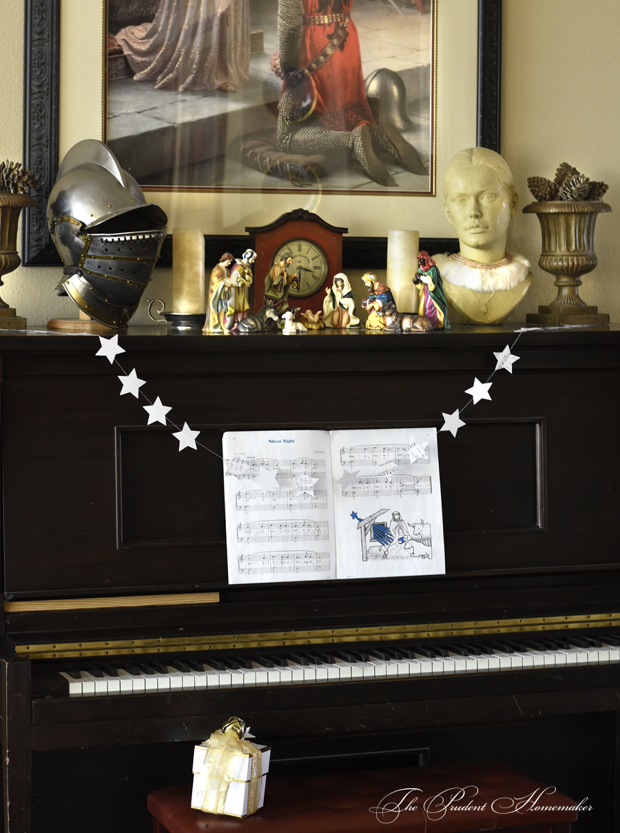 Christmas 2017 Piano The Prudent Homemaker