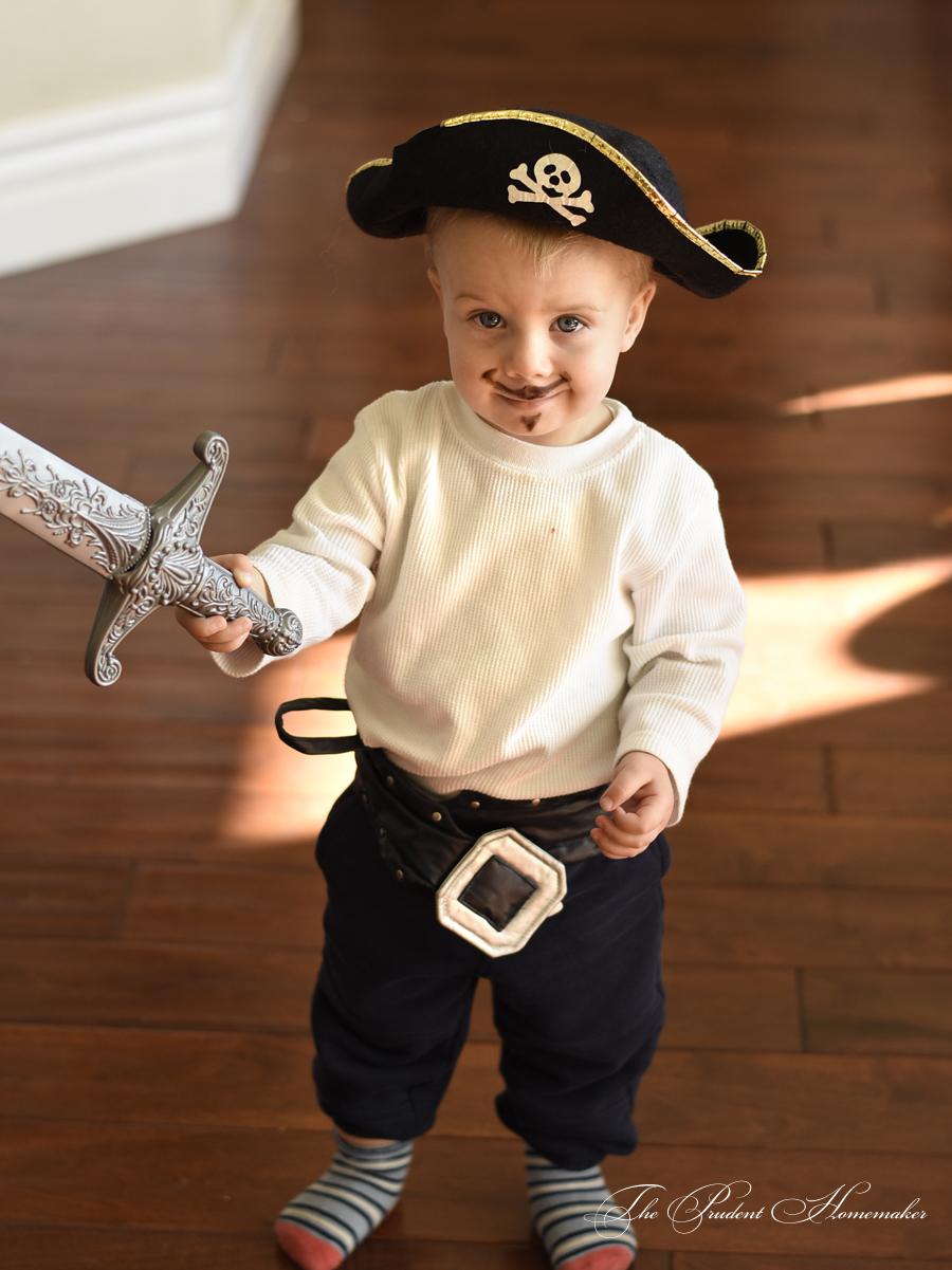 Octavius Pirate The Prudent Homemaker